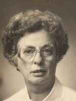 Mary Patricia  Weaver (Munro)
